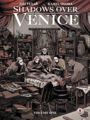 cover image of Shadows Over Venice
