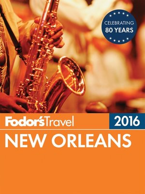 cover image of Fodor's New Orleans 2016