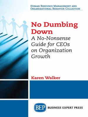 cover image of No Dumbing Down