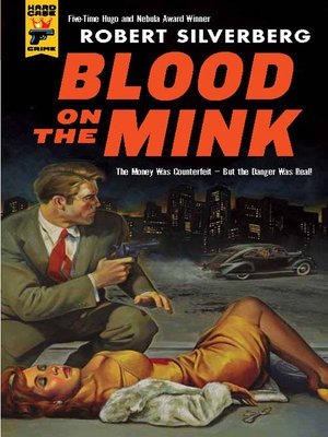 cover image of Blood on the Mink