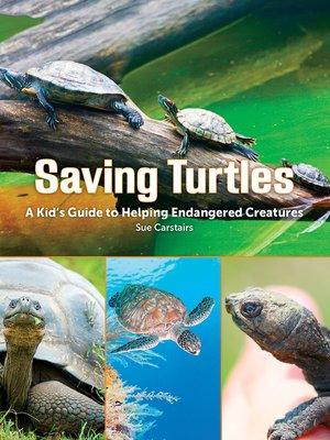 cover image of Saving Turtles