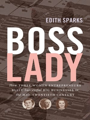 cover image of Boss Lady