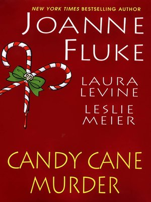 cover image of Candy Cane Murder