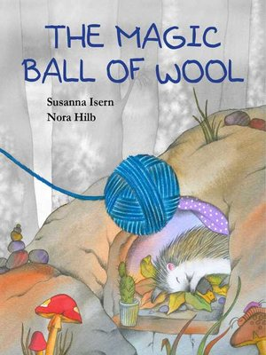 cover image of The Magic Ball of Wool