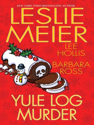 cover image of Yule Log Murder