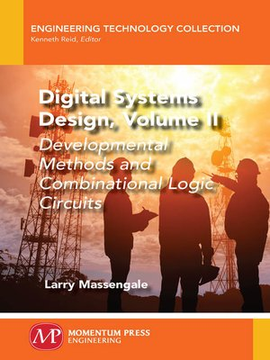 cover image of Digital Systems Design, Volume II