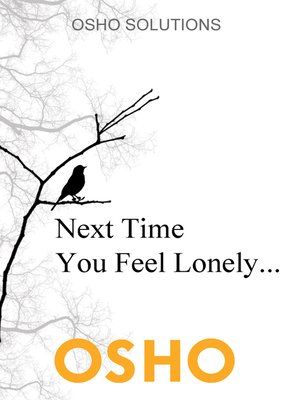 cover image of Next Time You Feel Lonely...