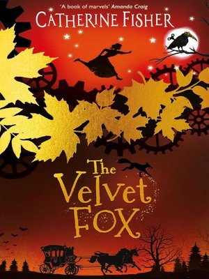 cover image of The Velvet Fox