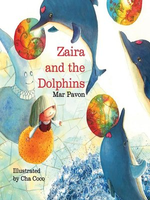 cover image of Zaira and the Dolphins