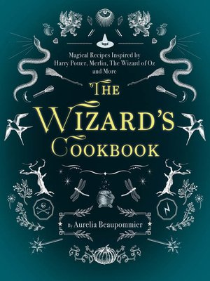 cover image of The Wizard's Cookbook