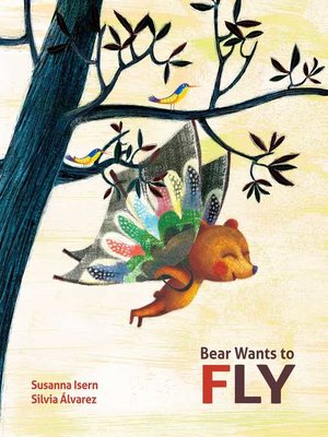cover image of Bear Wants to Fly