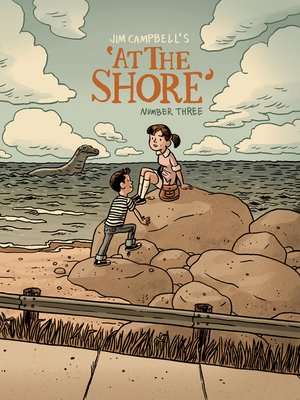 cover image of At the Shore #3