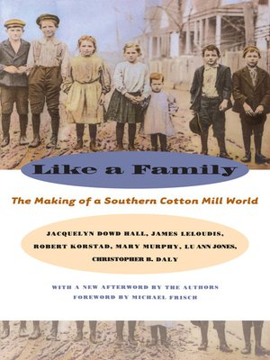 cover image of Like a Family