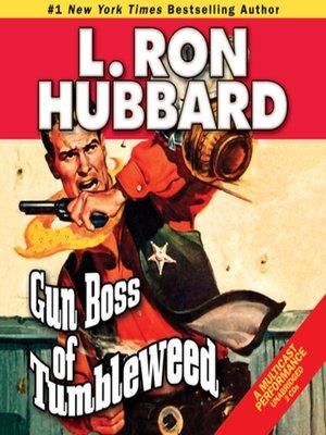 cover image of Gun Boss of Tumbleweed
