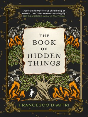 cover image of The Book of Hidden Things