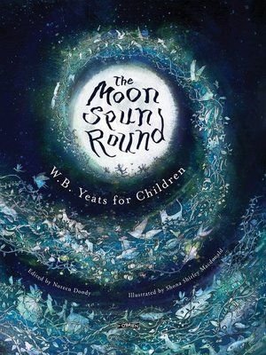 cover image of The Moon Spun Round