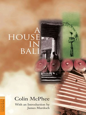 cover image of House in Bali