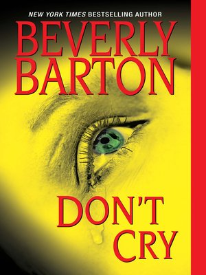 cover image of Don't Cry