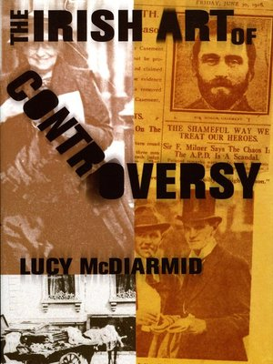 cover image of The Irish Art of Controversy