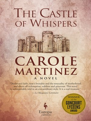 cover image of The Castle of Whispers