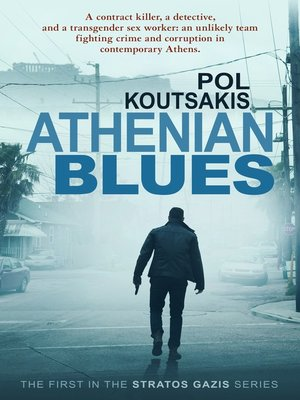 cover image of Athenian Blues