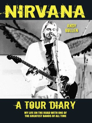 cover image of Nirvana--A Tour Diary