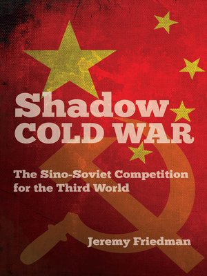 cover image of Shadow Cold War