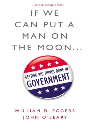 cover image of If We Can Put a Man on the Moon
