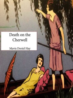 cover image of Death on the Cherwell