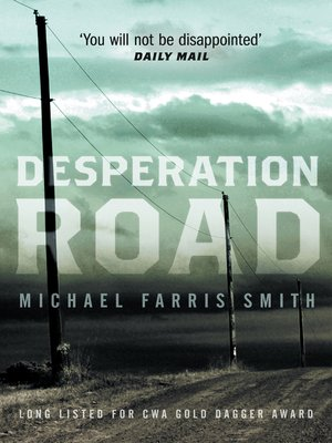 cover image of Desperation Road