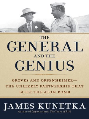 cover image of The General and the Genius