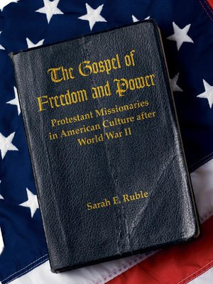 cover image of The Gospel of Freedom and Power