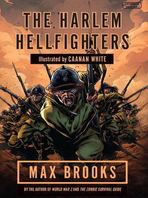 cover image of Harlem Hellfighters