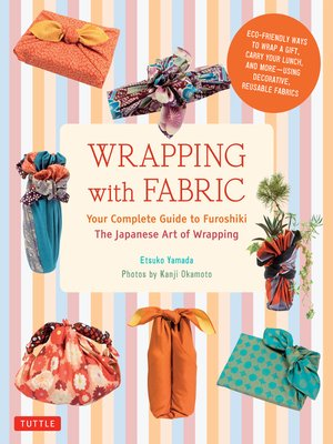 cover image of Wrapping with Fabric