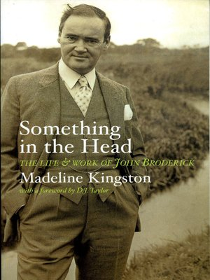 cover image of Something in the Head