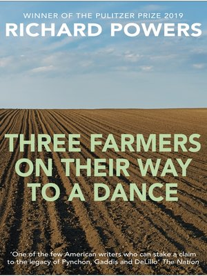 cover image of Three Farmers on Their Way to a Dance