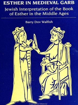 cover image of Esther in Medieval Garb