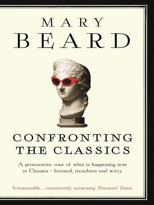 cover image of Confronting the Classics