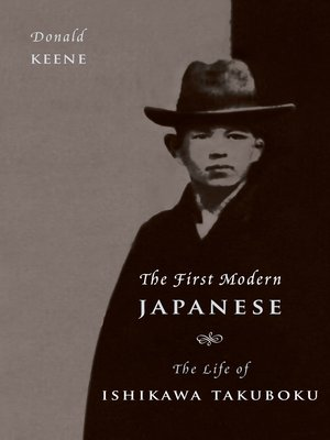 cover image of The First Modern Japanese
