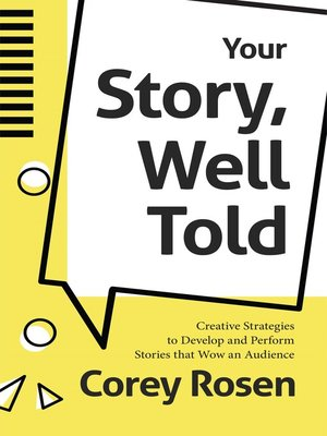 cover image of Your Story, Well Told