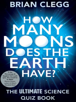 cover image of How Many Moons Does the Earth Have?