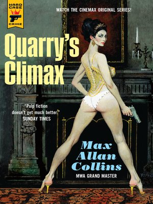 cover image of Quarry's Climax