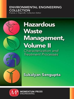 cover image of Hazardous Waste Management, Volume II