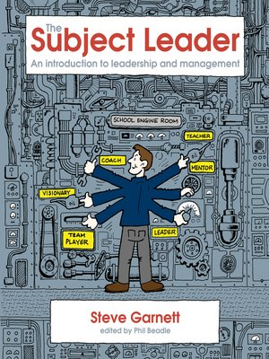 cover image of The Subject Leader