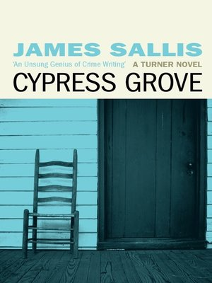 cover image of Cypress Grove