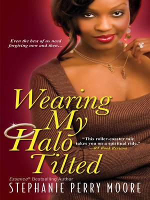 cover image of Wearing My Halo Tilted