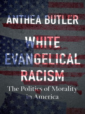 cover image of White Evangelical Racism