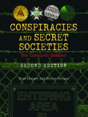 cover image of Conspiracies and Secret Societies