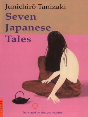 cover image of Seven Japanese Tales