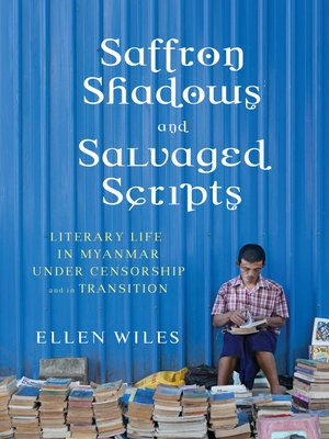 cover image of Saffron Shadows and Salvaged Scripts